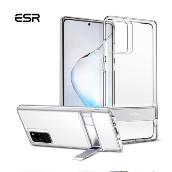 Foto Produk ESR AIR SHIELD BOOST Kick Stand Case - Samsung Note 20 / Note 20 Ultra - Putih dari Kiddies World