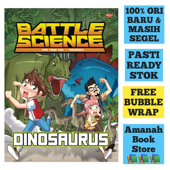 Jual Battle Science Dinosaurus Kim Hyeon Soo Moon Jeong Wan Jakarta Barat Amanah Book Store Tokopedia