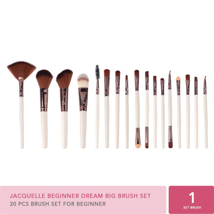 Foto Produk Jacquelle Beginner Dream Big Brush Set dari Jacquelle Official