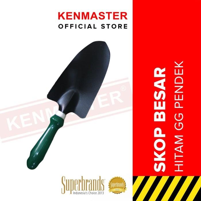 Foto Produk Kenmaster Skop Besar Gagang Pendek (Hitam) dari Kenmaster Official