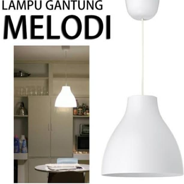 Jual Lampu Gantung Ikea Melodi Mewah Dan Murah Kota Depok Hanania Smart Tokopedia