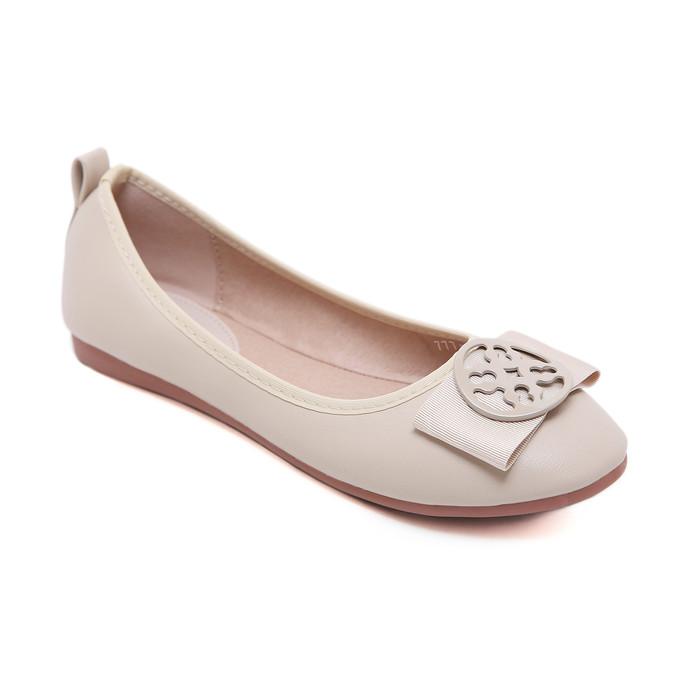 Foto Produk PVN Sepatu Flats Wanita Balet Shoes 030 - beige, 38 dari PVN Official Store