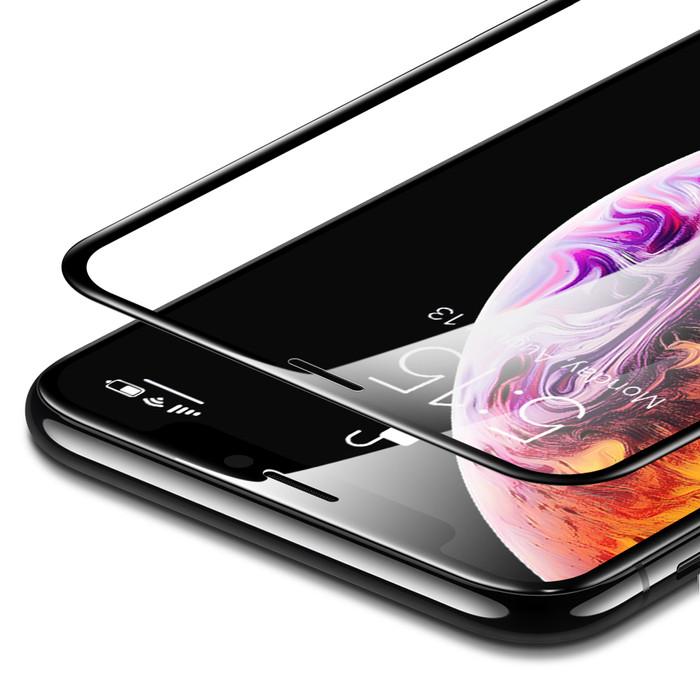 Foto Produk ESR 3D Tempered Glass iPhone 11 / 11 Pro / 11 ProMax / X / XR / XSMAX - Tanpa Frame, XR 11 dari Kiddies World