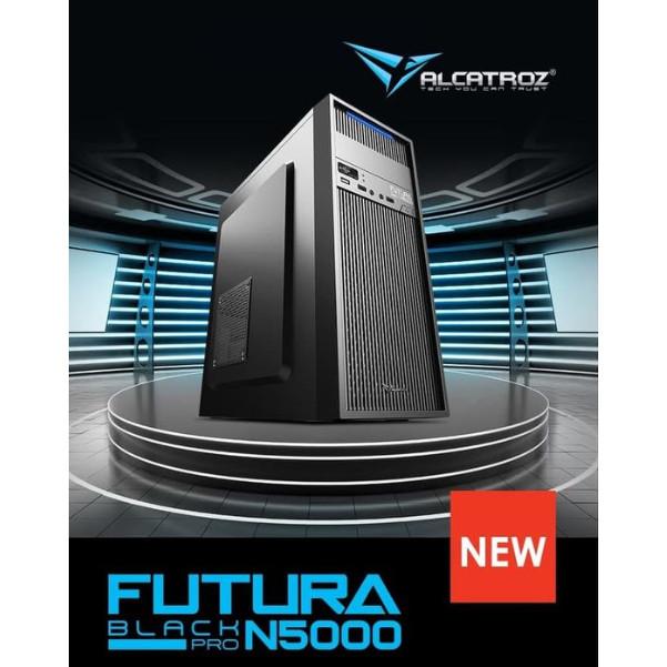 Foto Produk Casing Alcatroz Futura Black N5000 Pro Usb 3.0 dari PojokITcom Pusat IT Comp