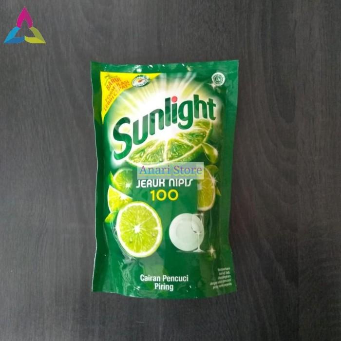Foto Produk SUNLIGHT Sabun Cuci Piring Jeruk Nipis 755mL 755 mL dari Anari Store