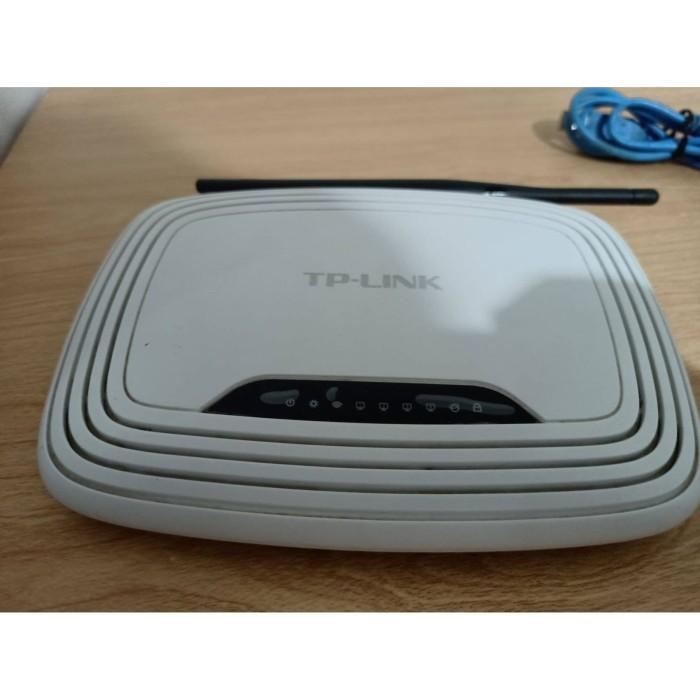 Foto Produk Router WiFi TP Link TL-WR740N dari TekoStore