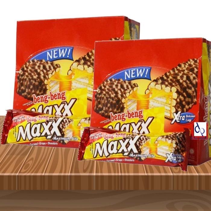Foto Produk Beng beng maxx 32 gr X 2 BOX ( TWIN PACK) dari toko dua putra