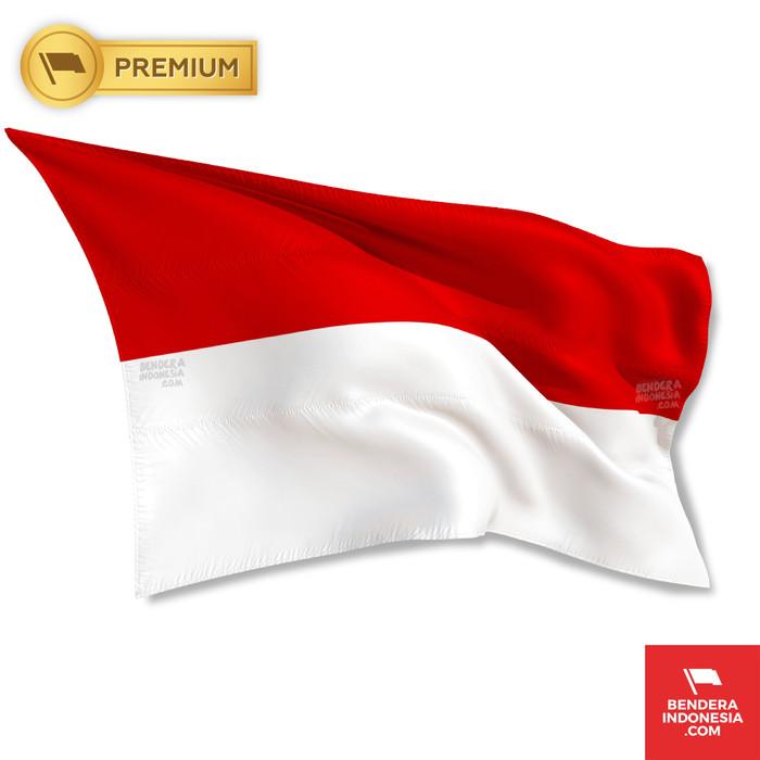 Foto Produk Bendera Merah Putih Premium - 90cm x 60cm dari benderaindonesia(dot)com