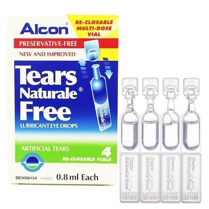 Jual Alcon Tears Naturale Free Artificial Tears Tetes Air Mata Buatan Kota Tangerang Avl Corner Shop Tokopedia