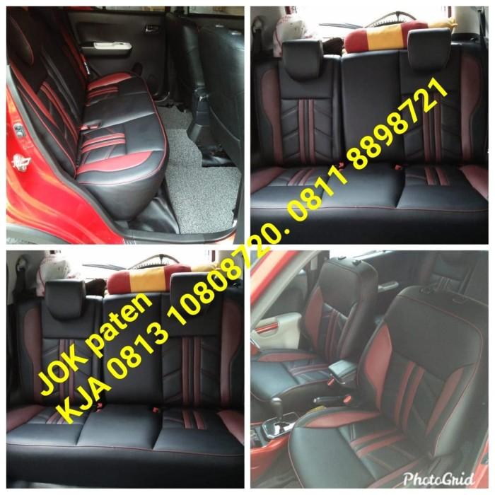 Foto Produk JOK PATEN MOBIL 2 BARIS dari KRESNA CAR ACCESORIES