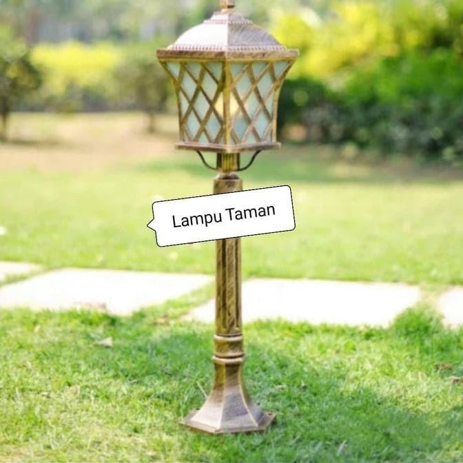 Jual Lampu Taman Klasik Outdoor Lt 2077 B Silvianatasya67 Kota Bekasi Silviaanashup Tokopedia