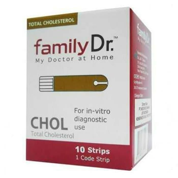 Foto Produk family dr strip cholesterol (10 strip) dari lancarpharmindo
