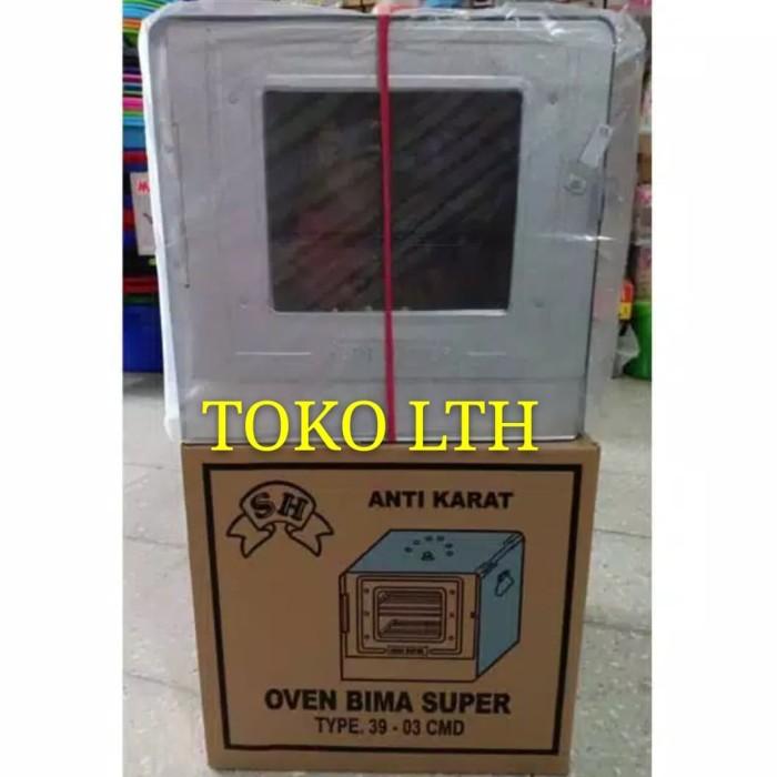 Foto Produk OVEN BIMA SUPER ANTI KARAT 39 SUSUN TIGA / OVEN KOMPOR dari TOKO_LTH-Bandung