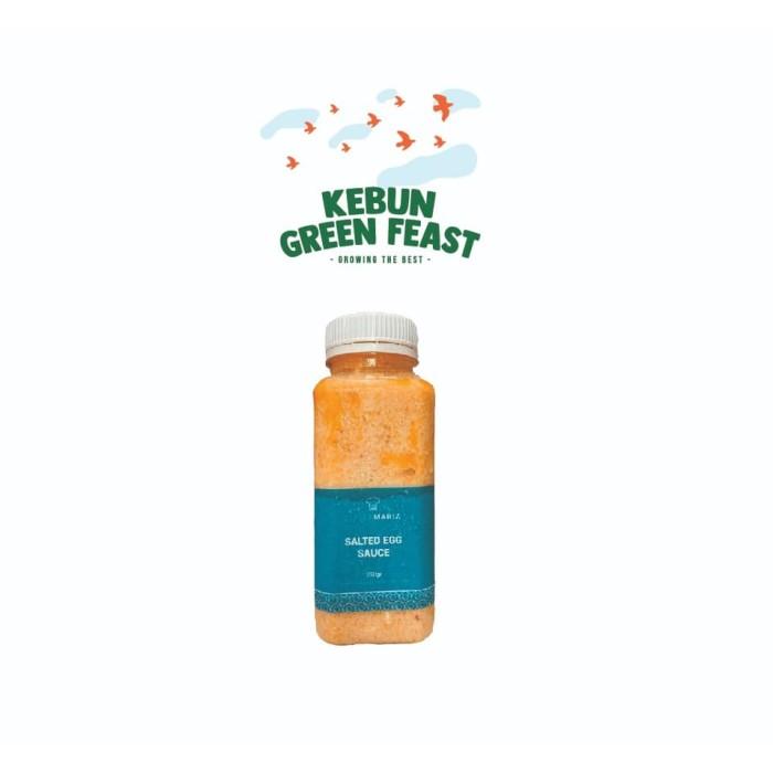Foto Produk Little Maria - Salted Egg Sauce dari Kebun Green Feast
