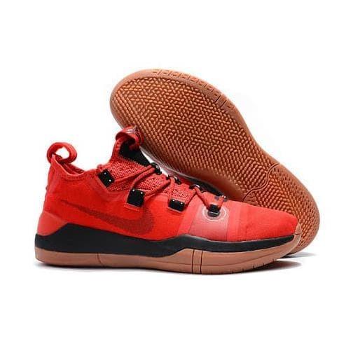 Jual Sepatu Basket Nike Kobe Ad Exodus University Red Premium Original Jakarta Selatan Fanisastore1 Tokopedia