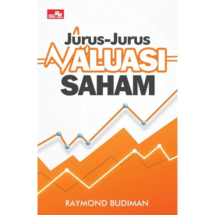 Foto Produk Buku Jurus jurus Valuasi Saham Raymond Budiman dari Showroom Books