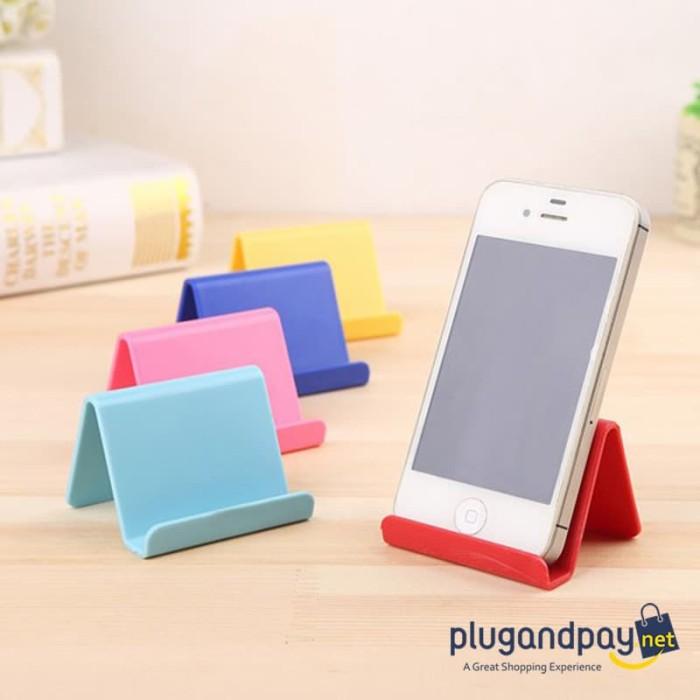 Foto Produk Smartphone Holder Mounting Dudukan Handphone dari plugandpay