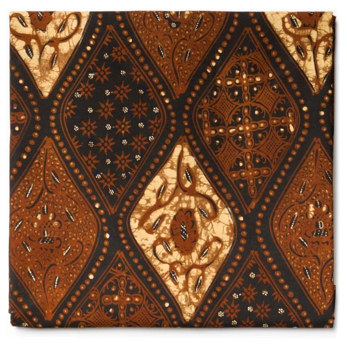Foto Produk Kain Batik Tulis Sogan Klasik Motif Sido Drajat dari Kainusa
