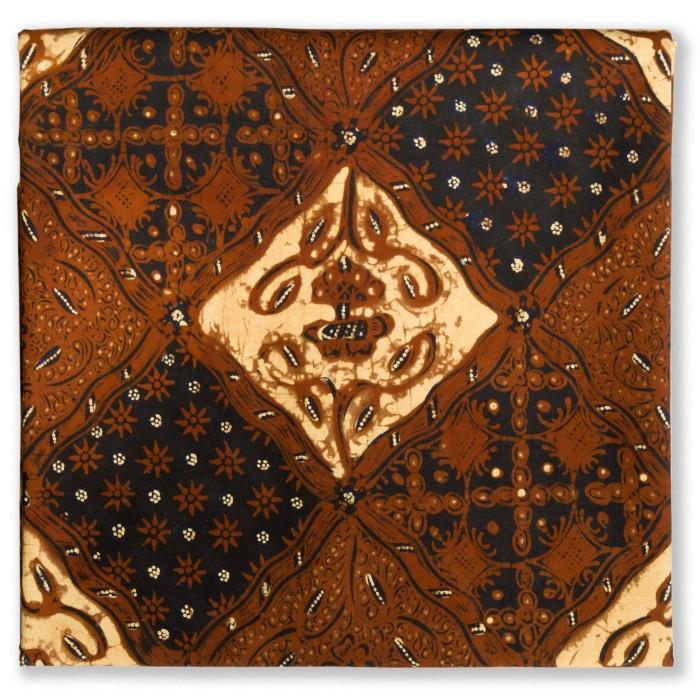 Foto Produk Kain Batik Tulis Sogan Klasik Solo Motif Sido Luhur dari Kainusa
