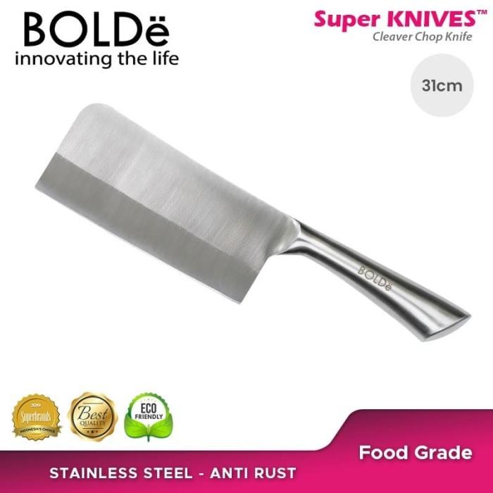 Foto Produk BOLDe Super Knives Cleaver Chop Knife dari BOLDe Official Store