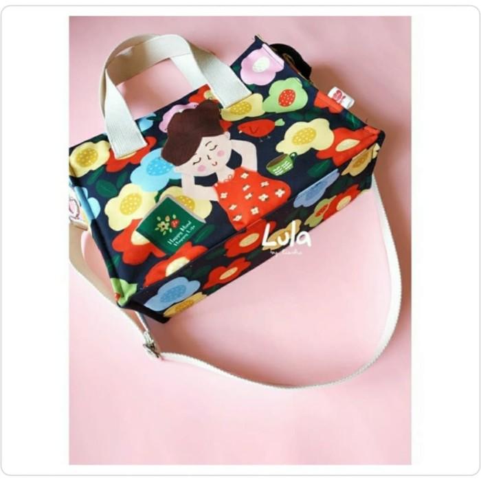 Foto Produk Sling Bag Kebun by Lulabyliesha dari Kaia Boutique