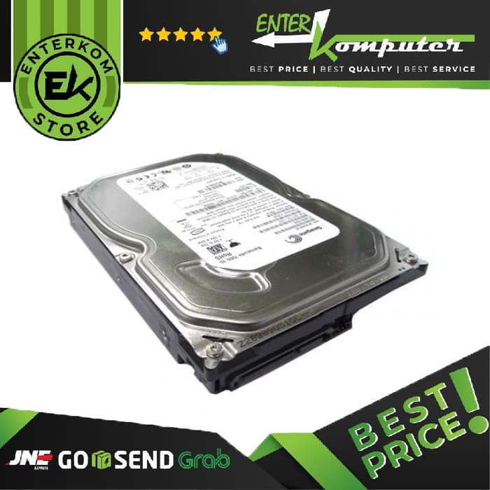 Foto Produk Seagate 500GB SATA2 - Garansi Distributor dari Enter Komputer Official