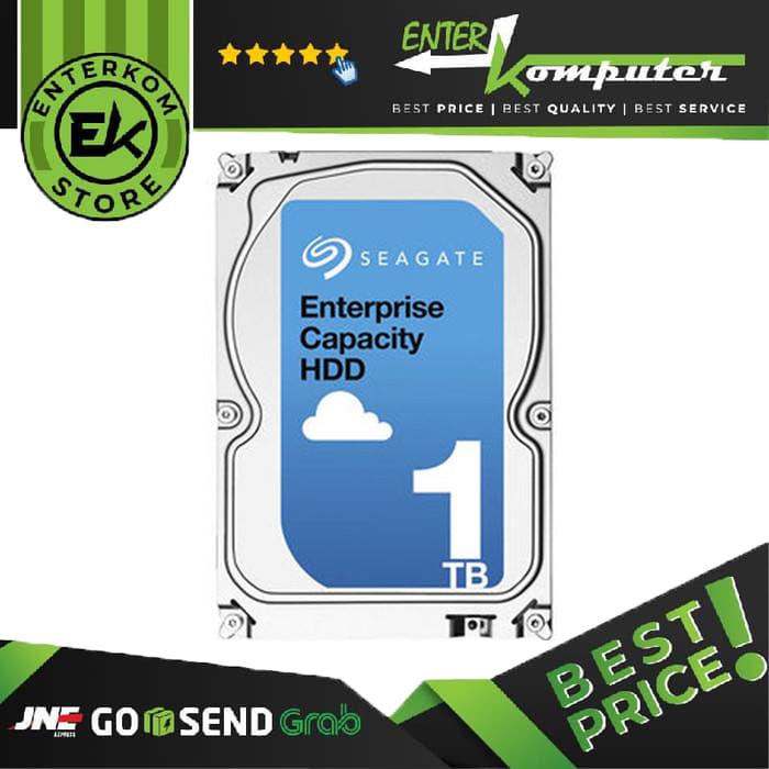 Foto Produk Seagate Enterprise 1TB - ST1000NM0008 dari Enter Komputer Official