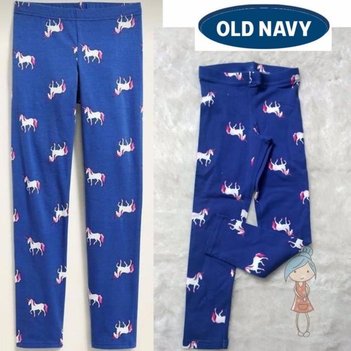 Jual Celana Legging Old Navy Unicorn Blue Anak Perempuan Dewasa Remaja Kab Bogor Izdihaarshop Tokopedia