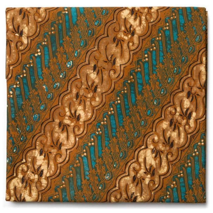 Foto Produk Kain Batik Cap Sogan Solo Motif Parang Seling dari Kainusa