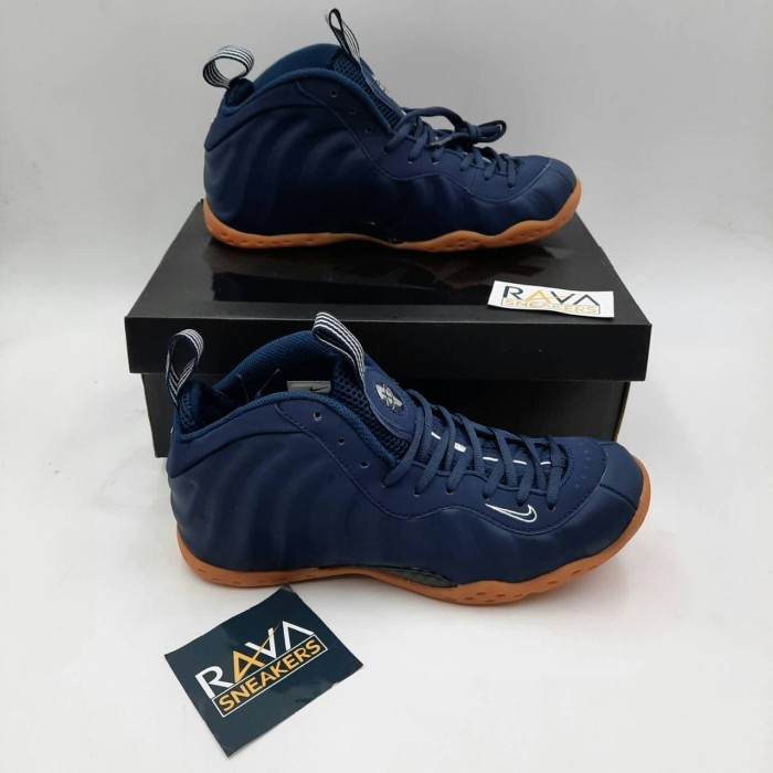 Nike Air Foamposite One Yots Qs Tianjin Lakeside Black Lava ...