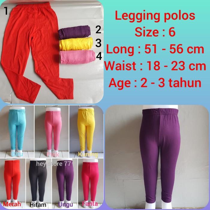 Jual Celana Legging Anak Legging Anak Murah Pink Jakarta Utara Hey Store 77 Tokopedia