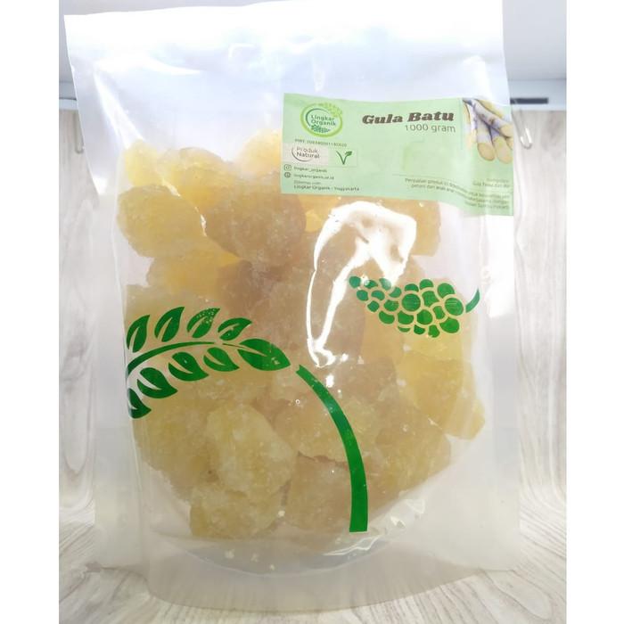 Foto Produk Gula Batu 1kg Lingkar Organik dari Kantin Organik
