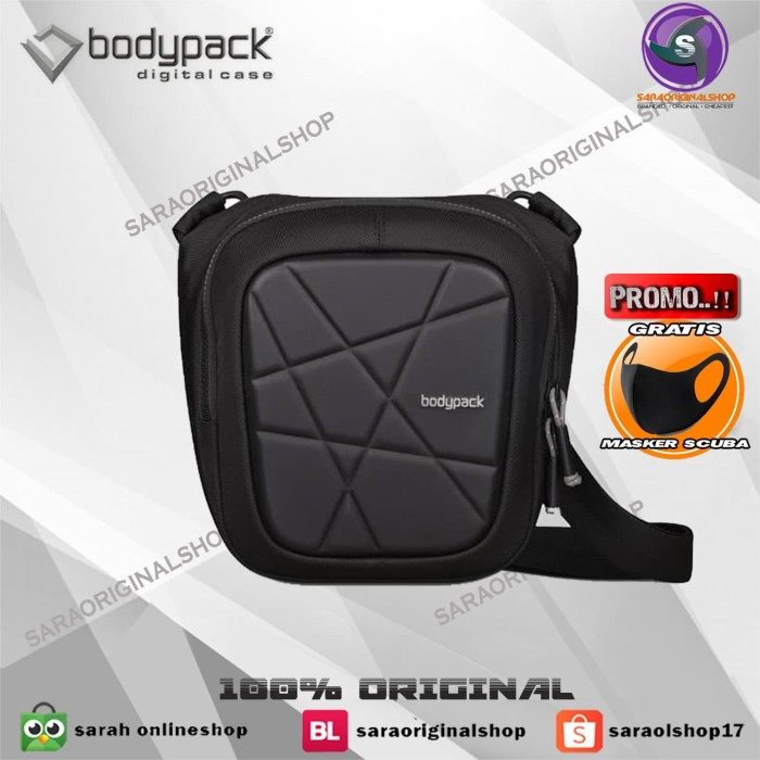 Foto Produk Bodypack Cruizer 2.0 Tablet Shoulder Bag - Original dari Sarah Onlineshop