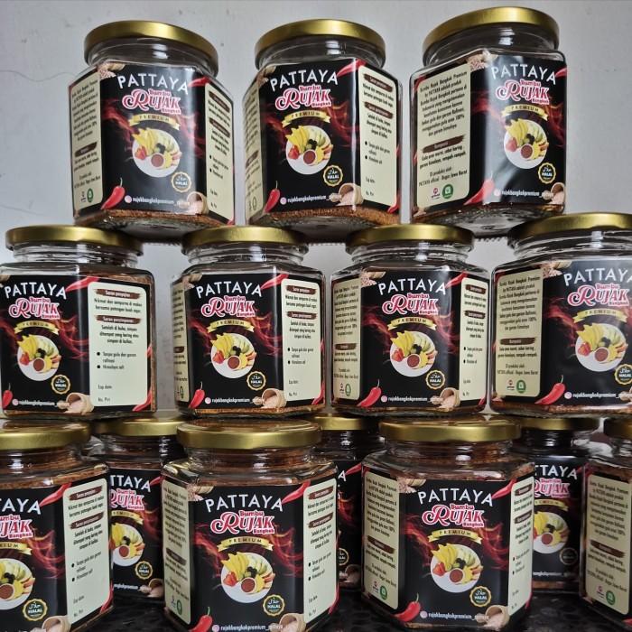 Foto Produk Bumbu Rujak Bangkok Premium, tanpa gula pasir dan garam Rafinasi dari Eltisha store