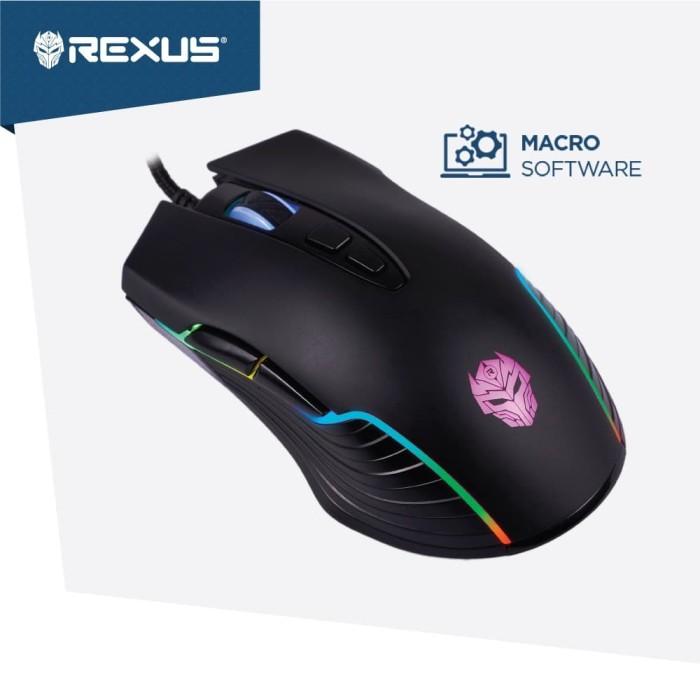 Foto Produk Rexus Mouse Gaming Xierra X12 dari Rexus Official Store