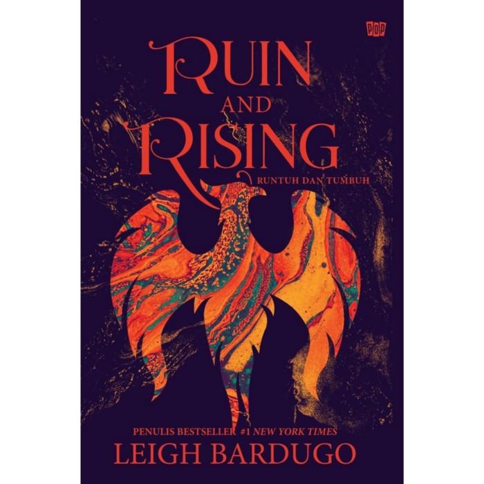 Foto Produk Ruin Dan Rising Runtuh Dan Tumbuh By Leigh Bardugo dari Showroom Books