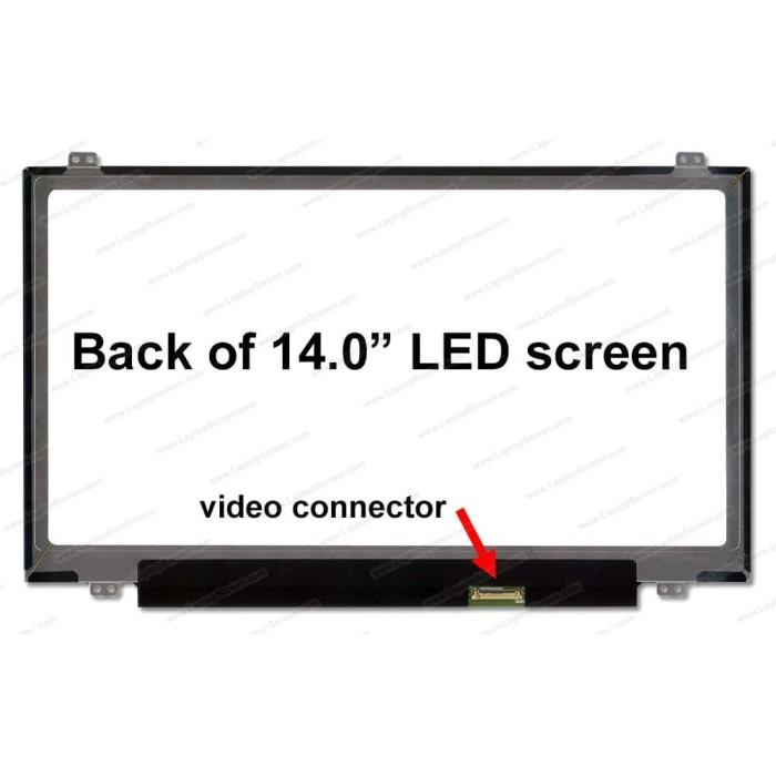 Foto Produk LCD LED Laptop Lenovo G40 G40-30 G40-45 G40-70 G40-80 Series dari PART COMP