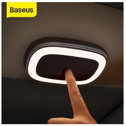 Foto Produk BASEUS CAR READING LIGHT LAMPU BACA MOBIL LED LAMPU PLAFON LEMARI dari D&D-oLshop