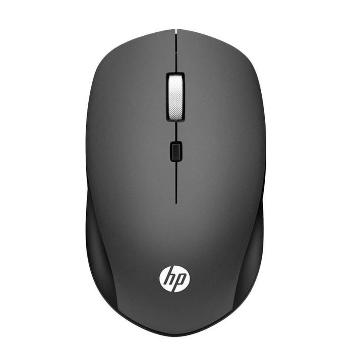 Foto Produk HP s1000 Mouse Wireless USB Optical 1600DPI /HP WIRELESS MOUSE - HP S1000 dari antechtoko