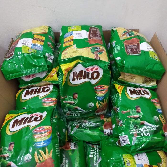 Foto Produk Milo Active Go 1 kg - 1 dus isi 12 bags dari Toko Good Bear
