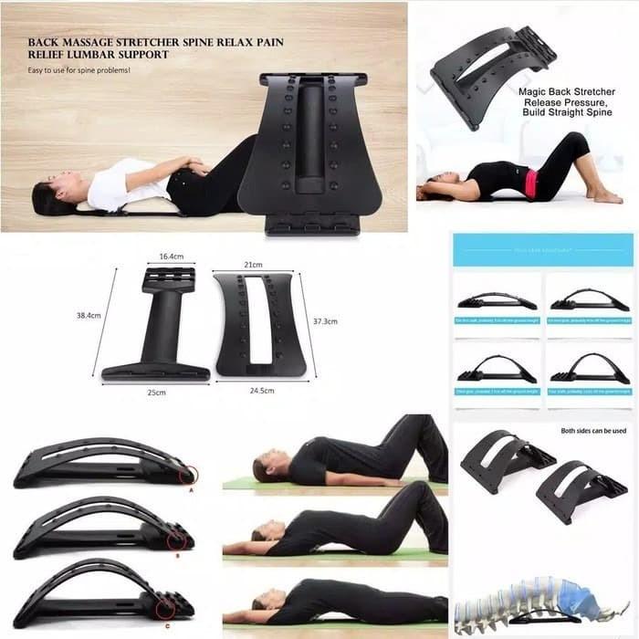 Foto Produk Magic Back Support / Back Massage / Alat Terapi Punggung dari Vintaco