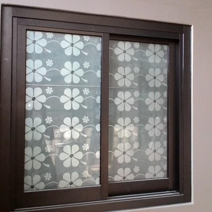 Jual Stiker Motif Untuk Kaca Jendela Rumah 1 Kota Bekasi Stiker Kaca Tokopedia