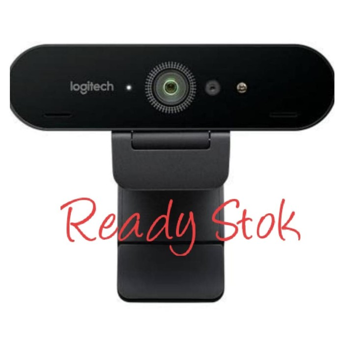 Foto Produk Logitech Brio Webcam 4K Ultra HD Full HD Video Rightlight 3 Web Cam dari BestQuality Com