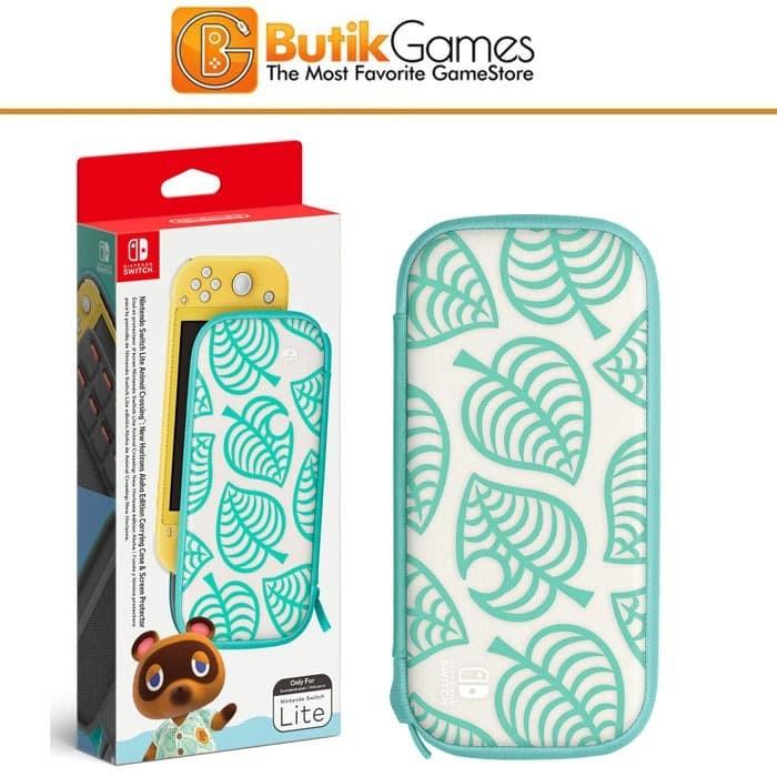 Foto Produk Case Tas Dompet Nintendo Switch Lite Animal Crossing 02 dari Butikgames