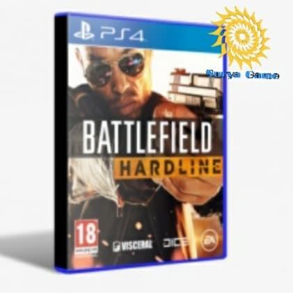 Jual Battlefield Hardline Ps4 Jakarta Utara Surya Game Store Tokopedia
