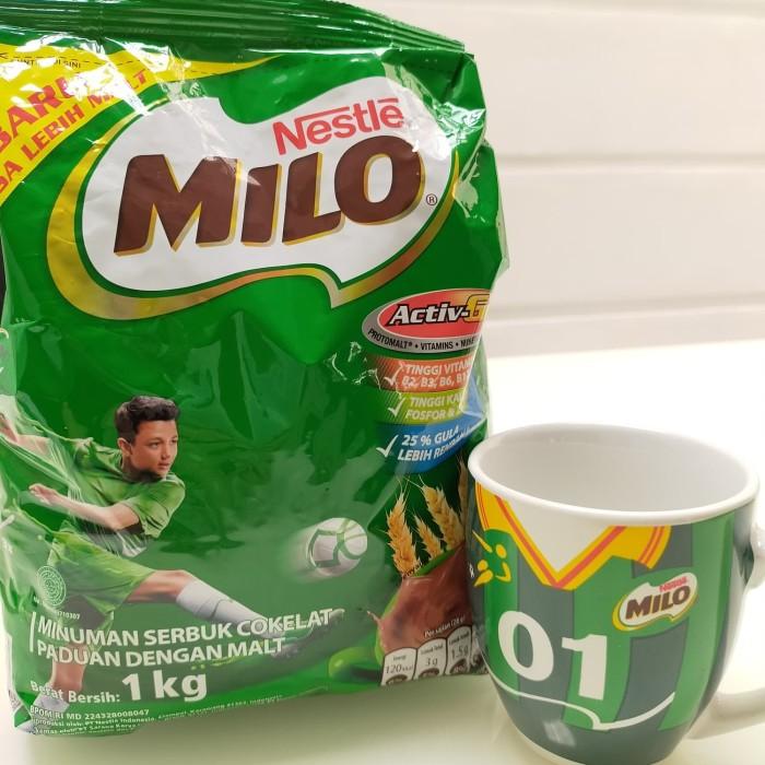 Foto Produk MILO ACTIVE GO 1KG BELI 1 BAG DAPAT FREE GIFT MUG LIMITED EDITION dari Toko Good Bear