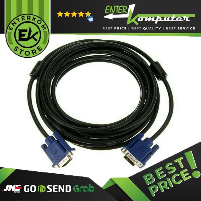 Foto Produk Kabel VGA To VGA 10 Meter -Merk Bafo dari Enter Komputer Official