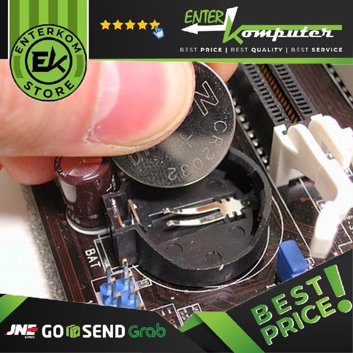 Foto Produk Baterai Cmos dari Enter Komputer Official