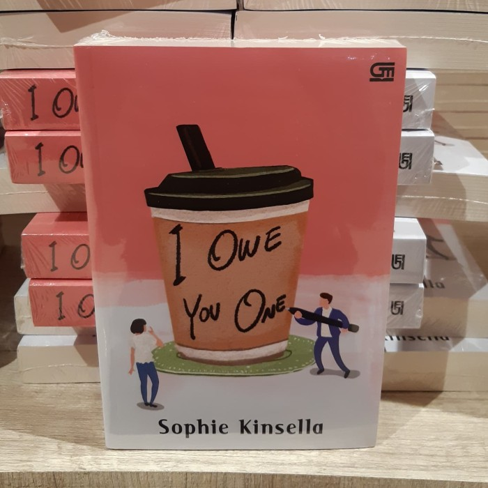 Foto Produk I Owe You One Sophie Kinsella dari Showroom Books