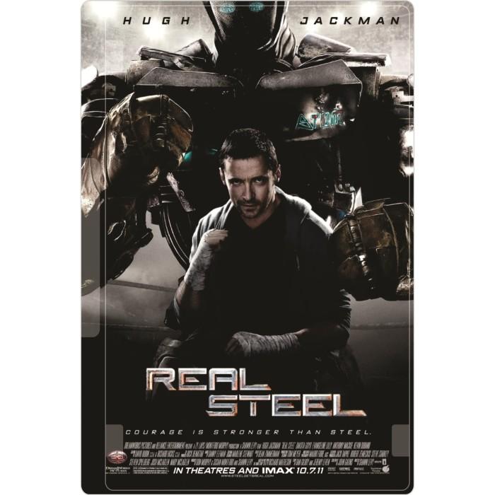 Jual Real Steel 2011 Kab Sleman Universal Entertainment Tokopedia